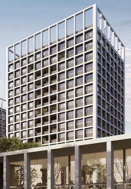 Casa en Alegra Towers - Juriquilla PH A Fachada