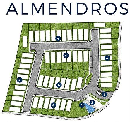 Casa en Almendros - Sonterra Lotificación