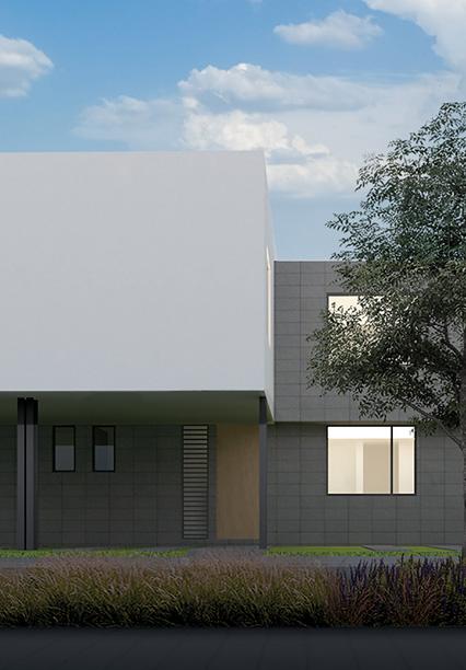 Casa en Amara Grand - Juriquilla Modelo B Fachada
