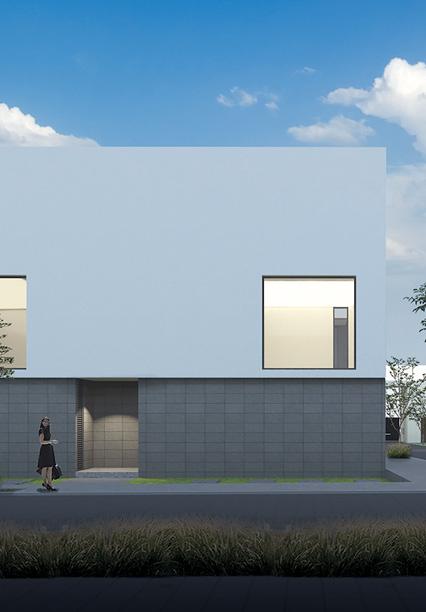 Casa en Amara Grand - Juriquilla Modelo C Fachada