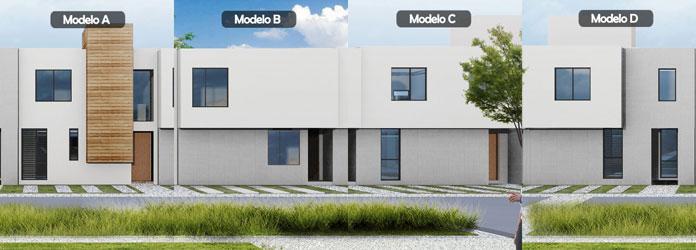 Casa en Amara Modelo A B C D