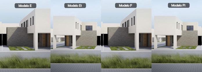 Casa en Amara Modelo E E1 F F1