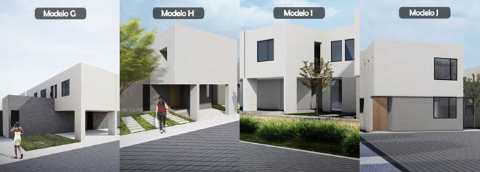 Casa en Amara Modelo G H I J