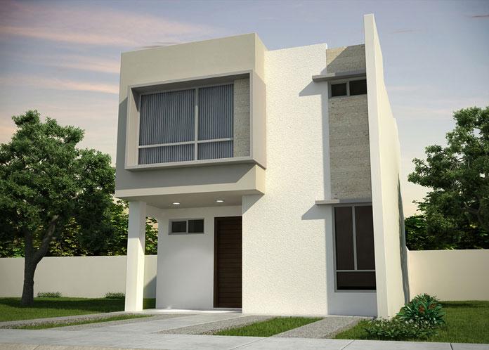 Casa en Argu Residencial Fachada Bentho