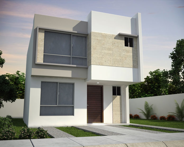 Casa en Argu Residencial Fachada Madi