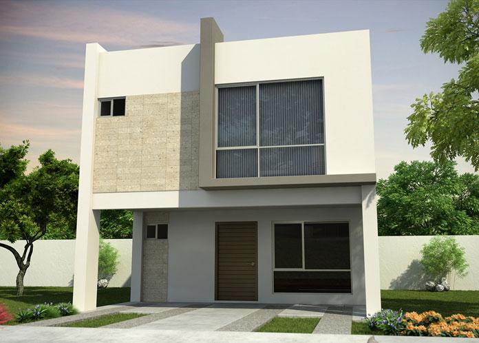 Casa en Argu Residencial Fachada Ximbo