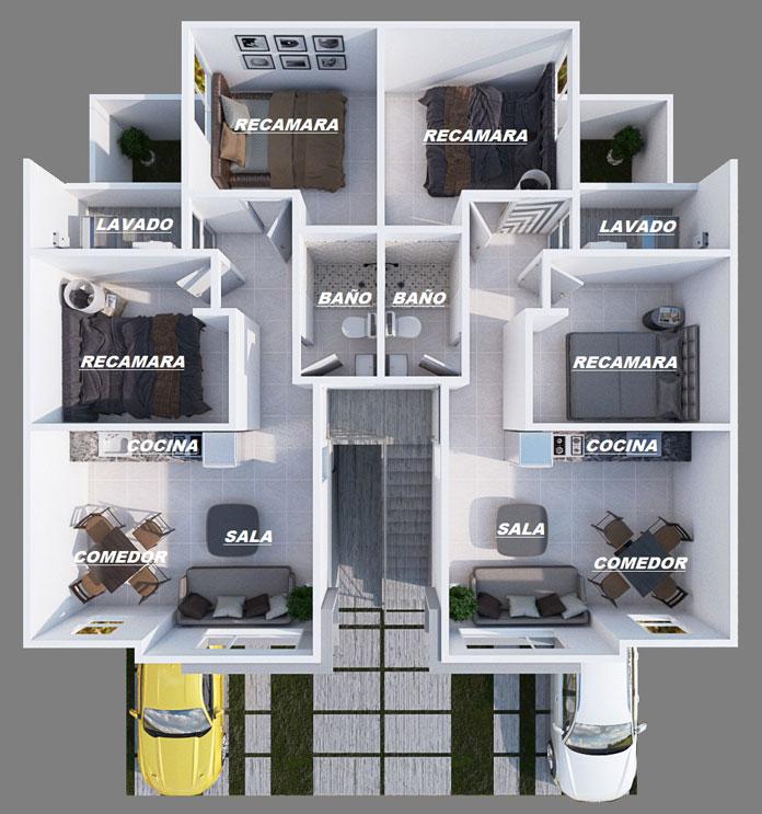 Casa en Condominio Bellanca Planta Baja