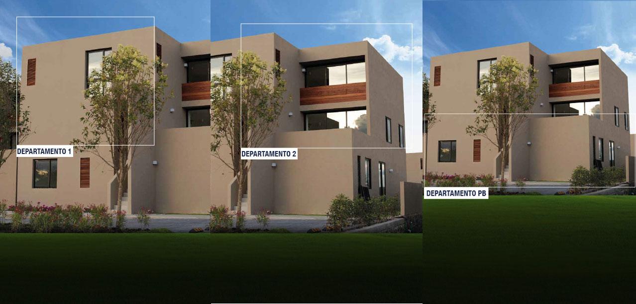 Casa en Inspira Paseo Monet - Zibatá Modelo 1 2 PB