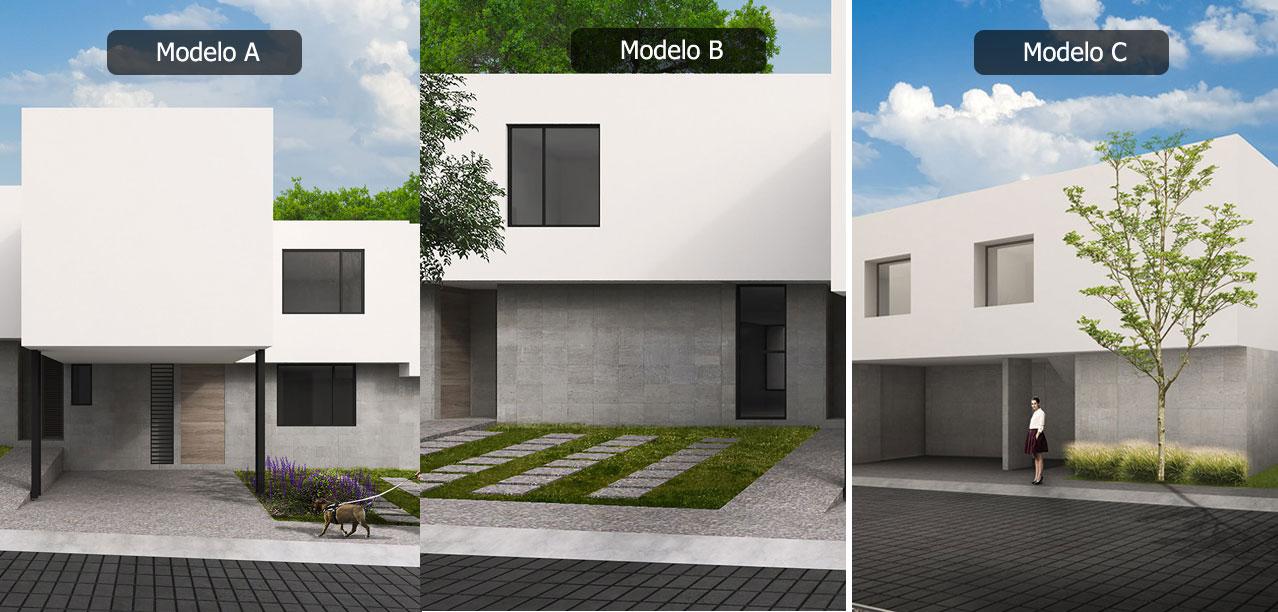 Casa en Inspira Paseo Monet - Zibatá Modelo A B C