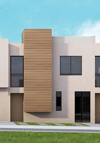 Casa en La Esencia - Zákia Modelo A Fachada