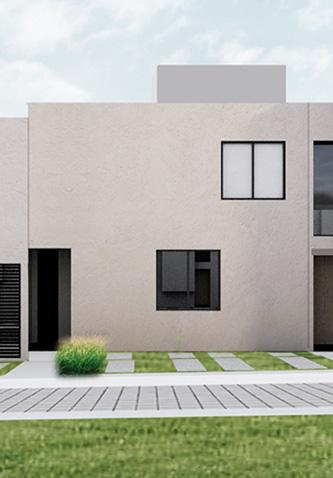 Casa en La Esencia - Zákia Modelo B Fachada