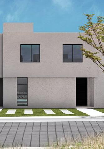 Casa en La Esencia - Zákia Modelo C Fachada