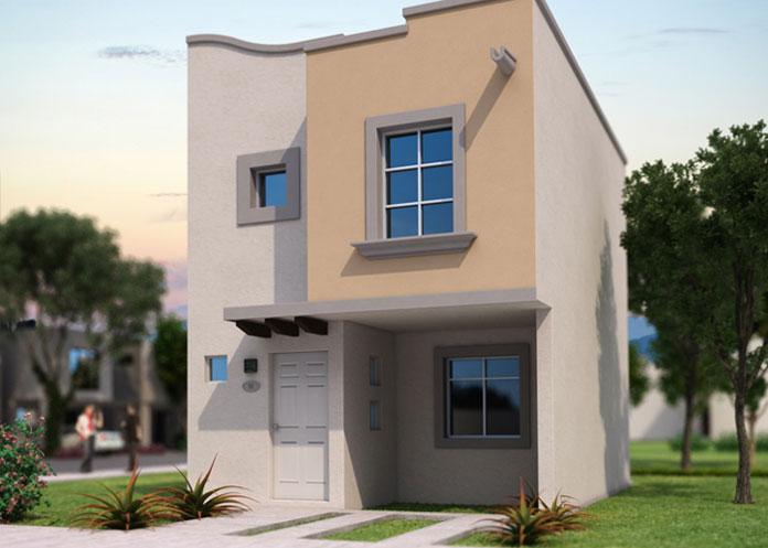 Casa en Puerta Verona - Cerrada Nuovo Modelo Villanova 2 Recamaras