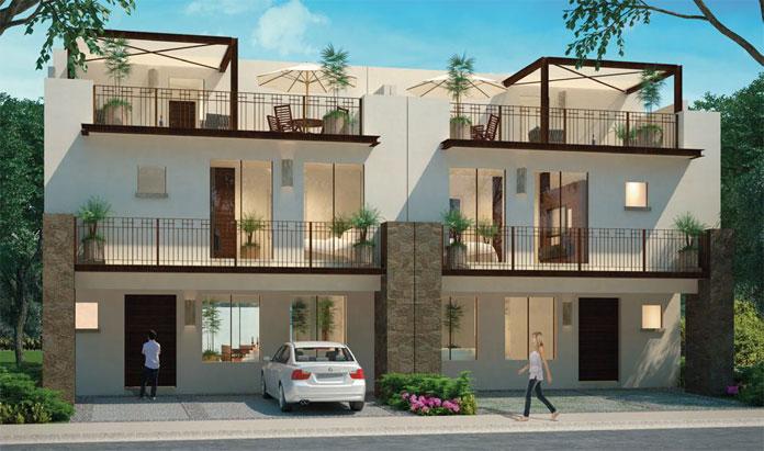 Casa en Samare Residencial & Golf Modelo Encino