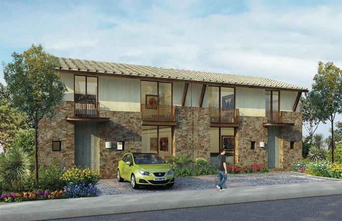 Casa en Samare Residencial & Golf Modelo Laurel