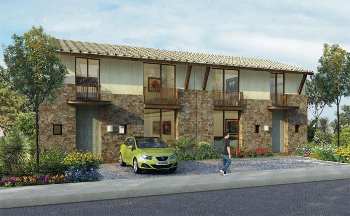Casa en Samare Residencial & Golf Modelo Roble