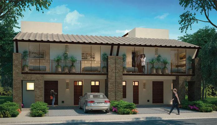 Casa en Samare Residencial & Golf Modelo Sauce