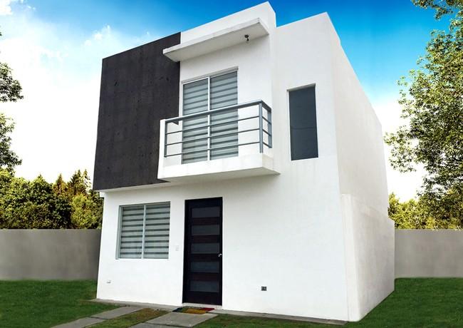 Casa en Valle de Santiago Modelo Zafiro Plus